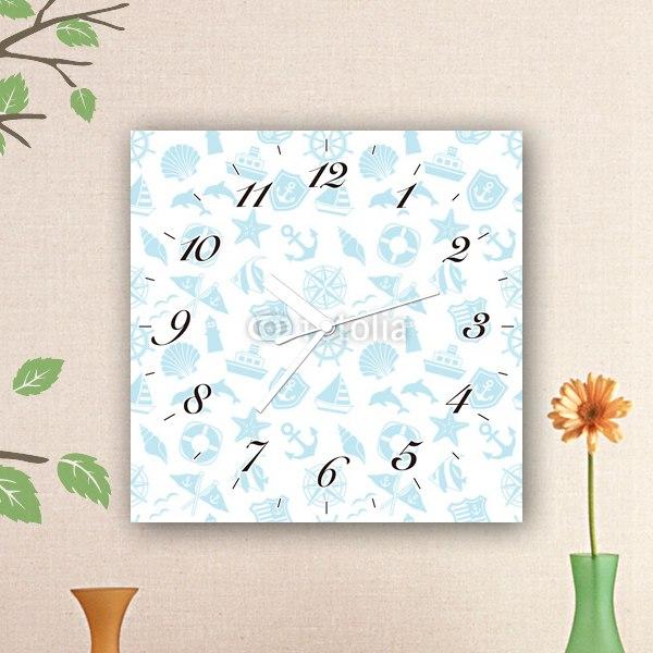 【掛け時計】マリンスタイル