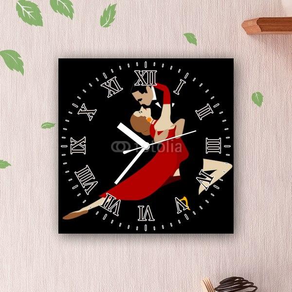 【掛け時計】アルゼンチン タンゴ