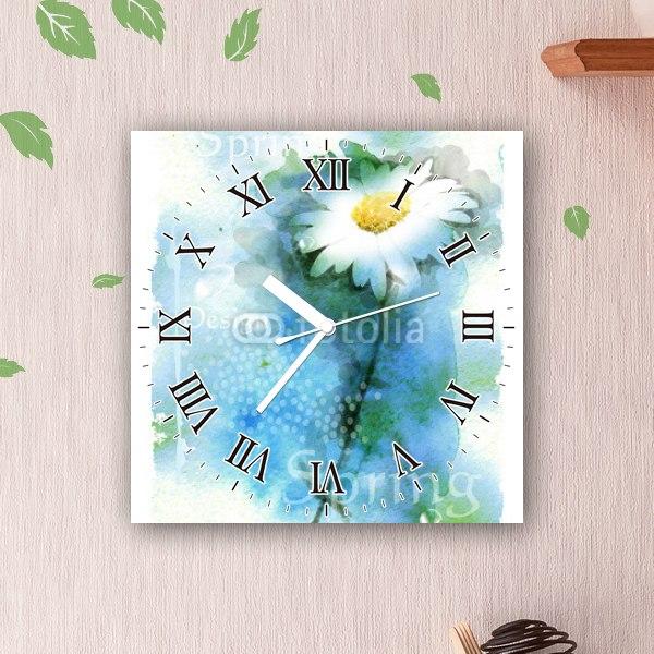 【掛け時計】カモミール