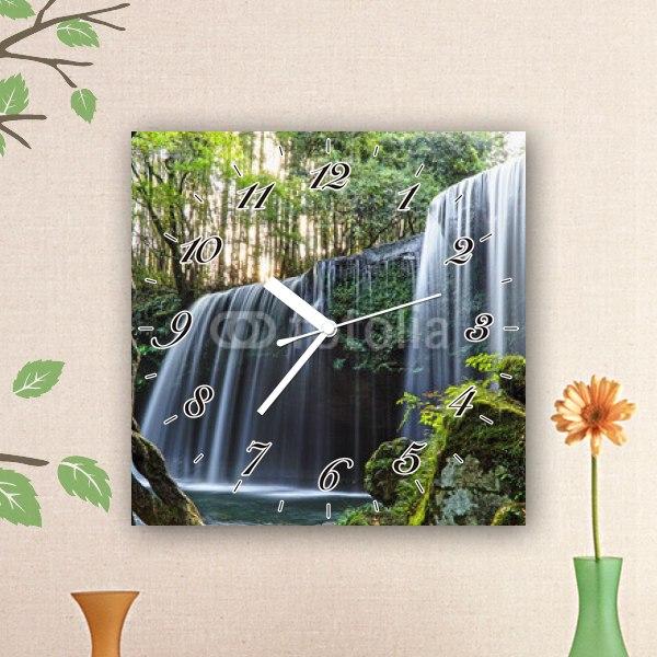 【掛け時計】鍋ヶ滝