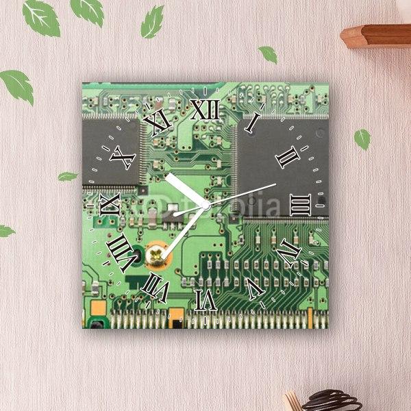 【掛け時計】IC基板