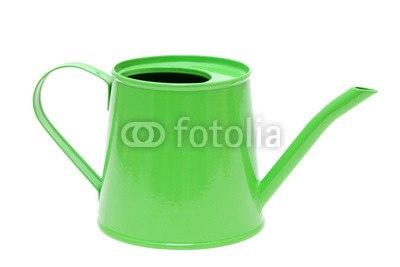 【インテリアシール】緑のじょうろ ウォールステッカー