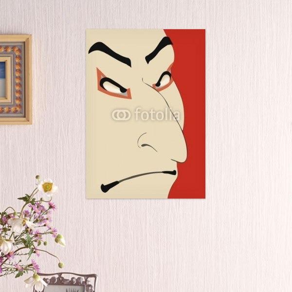 【インテリアポスター】写楽の浮世絵