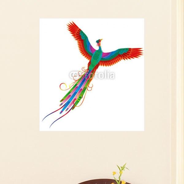 【インテリアポスター】飛び立つ鳳凰