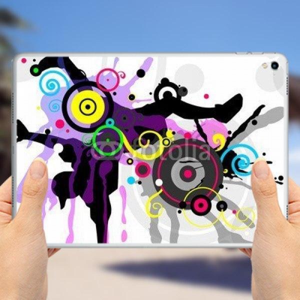【スキンシール】iPad Pro 9.7inch Wi-Fi ブレイキン・パフォーマー